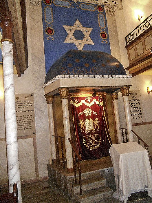 Reicher-Synagoge in Lodz