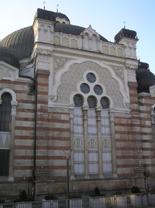 Synagoge in Sofia